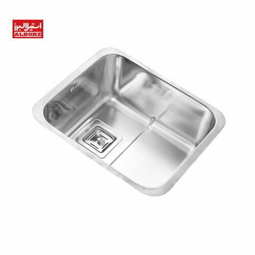 سینک ظرفشویی استیل البرز 930