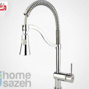 شیر آلات بهداشتی راسان باران - سینک  مدل سینک باران اهرمی