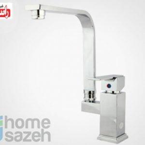 شیر آلات بهداشتی راسان مدل سینک ثابت اهرمی مینیاتور