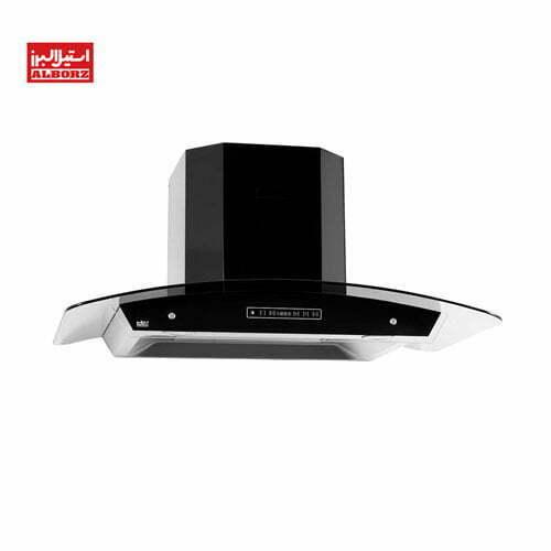 هود آشپزخانه استیل البرز مدل SA106